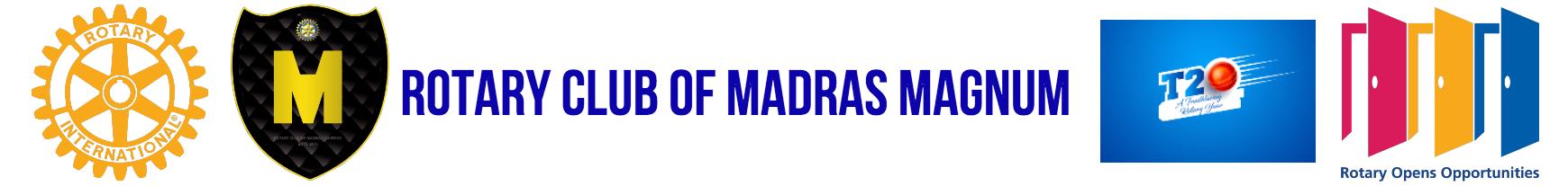 Rotary Madras Magnum