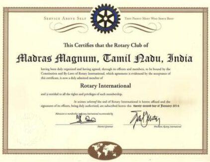 Magnum Club Charter